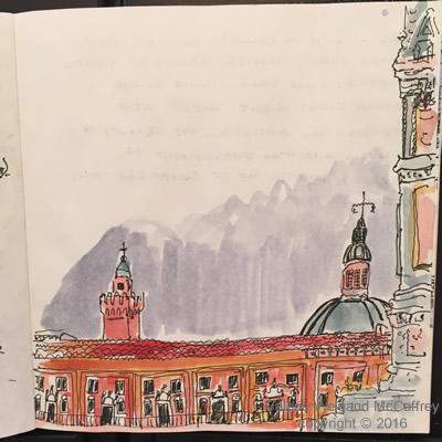 Bologna Steeples