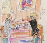 Diners In Bologna