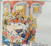 Vicenza Last Supper